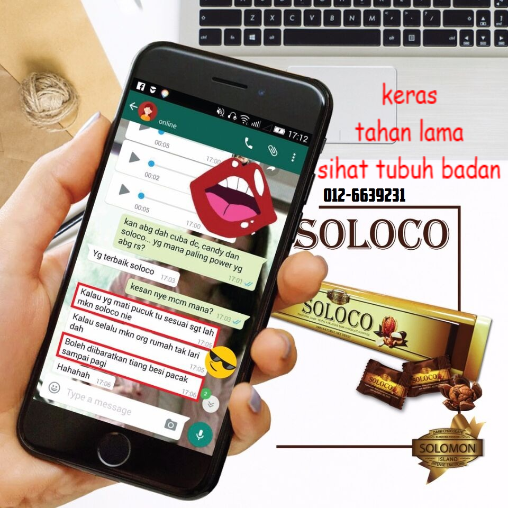 Pin by CANDY B SOLOCO on SOLOCO ORIGINAL 100 DARI BUAH