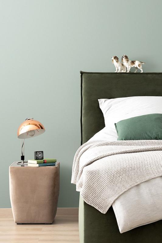 Schoner Wohnen Farbe Trendfarbe Jade Matt 2 5 L 20 30 M Kaufen Bei Hellweg De Schoner Wohnen Farbe Farben Farben Und Tapeten