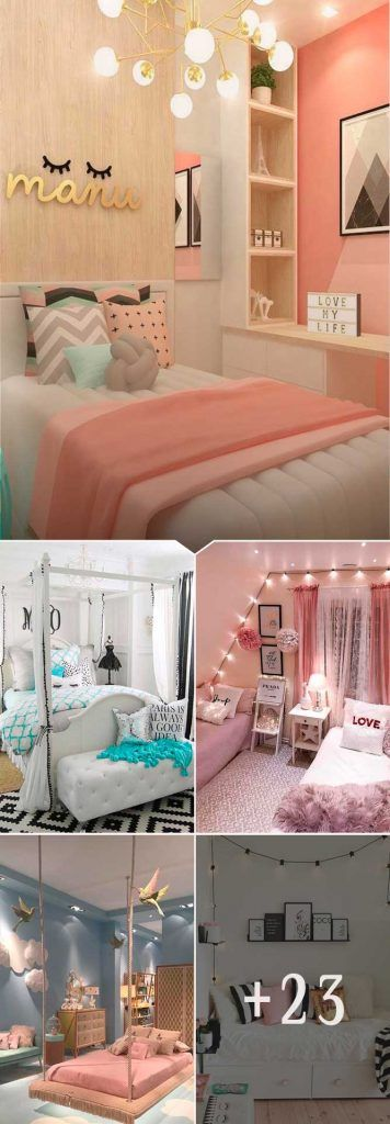 43 Inspiring Teen Bedroom Ideas You Will Love