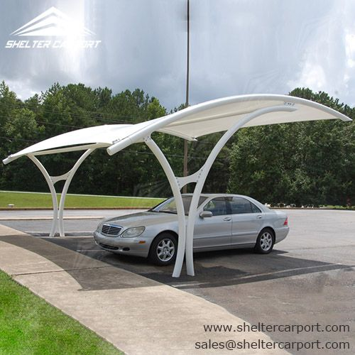 Simple And Portable Metalcarport Is Easy For Installation And