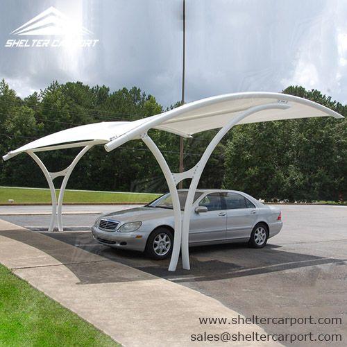 Simple And Portable Metalcarport Is Easy For Installation And Practical For Protection Practical Garagem Para Carros Projetos De Garagem Coberturas Metalicas