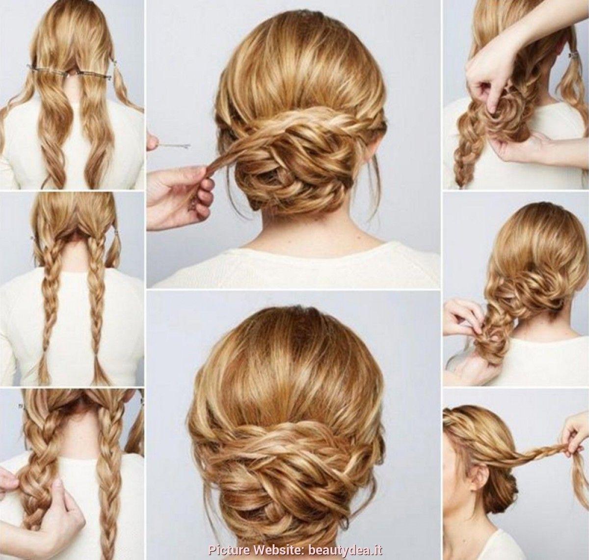 Attraktive Lange Haare Diy Frisuren Attraktive Frisuren Haare Lange Frisur Hochgesteckt Hochsteckfrisuren Lange Haare Geflochtene Frisuren