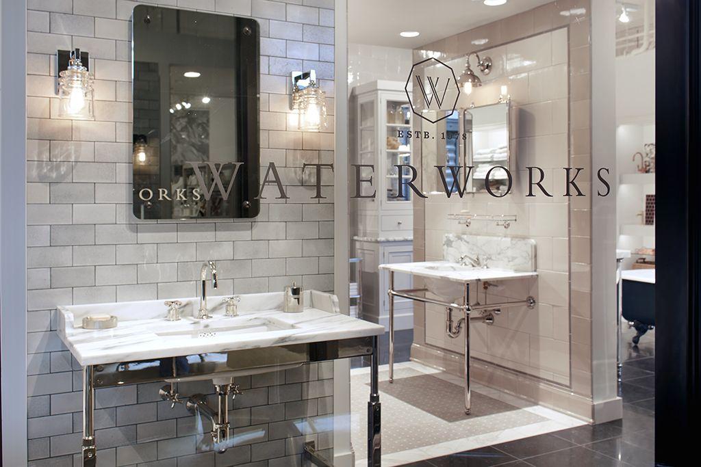 Waterworks Boston Showroom Waterworks Kitchen And Bath Showroom