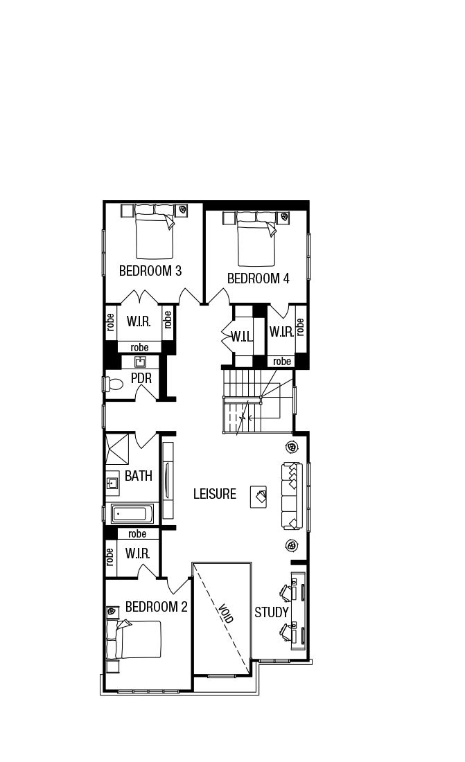 The Bayville Home - Browse Customisation Options Metricon Our - fresh blueprint consulting ballarat
