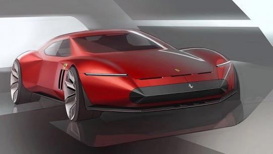 Jack Luttig on Instagram: If a Ferrari GTO drove through a giant pencil sharpener. #ferrari #sketch #drawing #cardesign #drawing #cardesigndaily #cardesignworld #conceptcars #concept #cars #concept #car #design #sketches