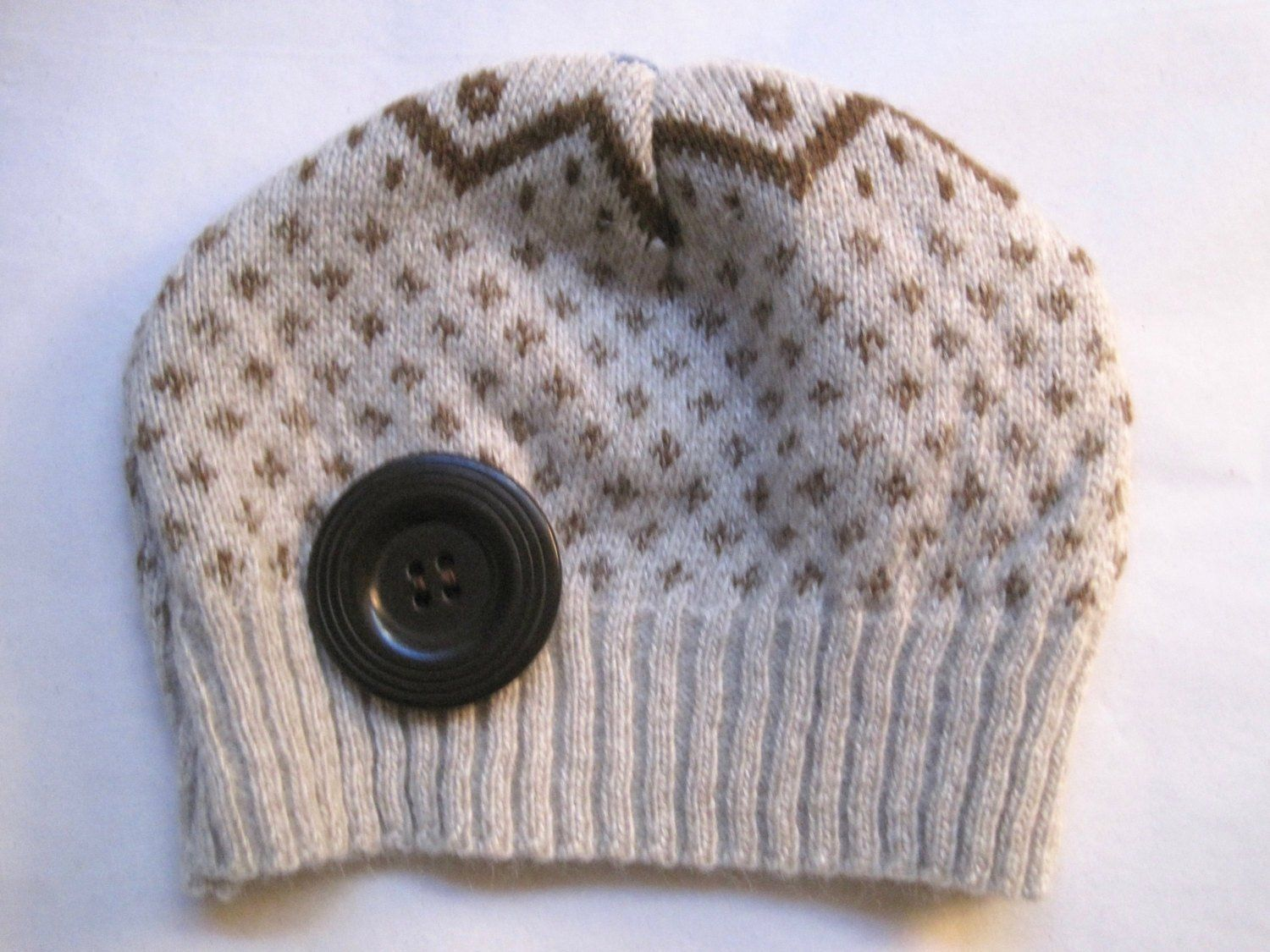 Infant Premie Baby Boy Recycled Sweater Beanie with Matching Button Accent Baby Boy Winter Hats by theraggedyrose on Etsy #premiebabyhats Infant Premie Baby Boy Recycled Sweater Beanie with Matching Button Accent Baby Boy Winter Hats by theraggedyrose on Etsy #premiebabyhats