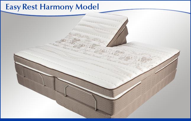 Harmony Model Adjustable Bed Adjustable beds, Adjustable