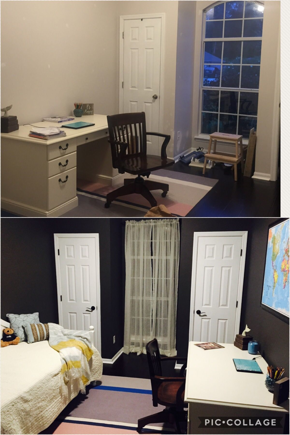 Transform A Room Office Guest Bedroom Behr Paint