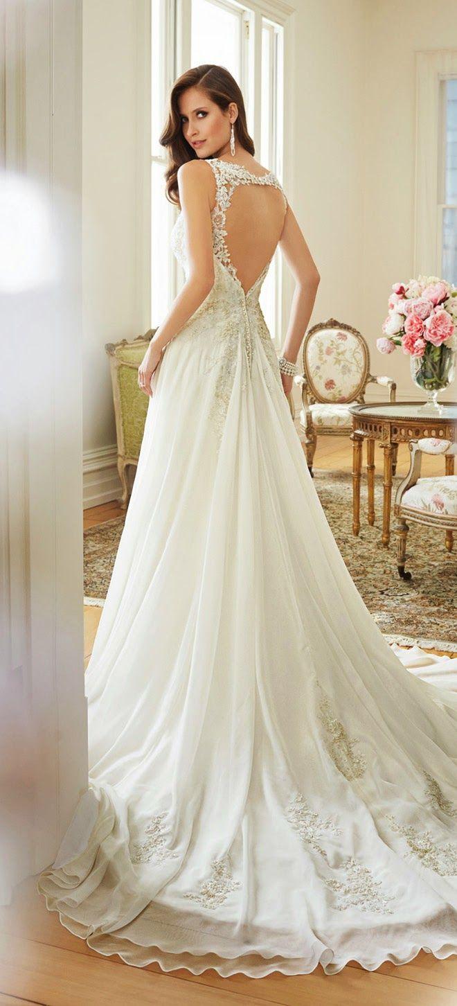 Sophia Tolli 2015 Bridal Collection | Bridal collection, Wedding ...