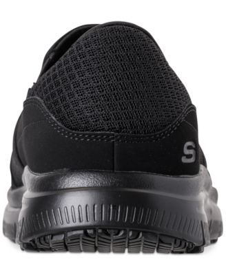 0d697a9ee2d Skechers Men Work Relaxed Fit: Flex Advantage - McAllen Sr Slip ...