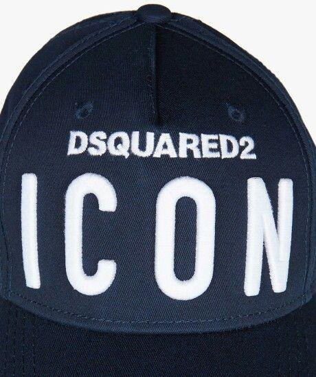 99cef86454f Dsquared baseball cap ICON