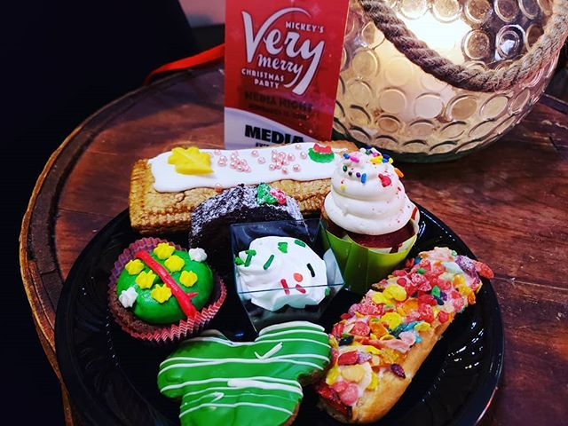 Which Sweet Treat is your favorite at Mickey\u0027s Very Merry Christmas