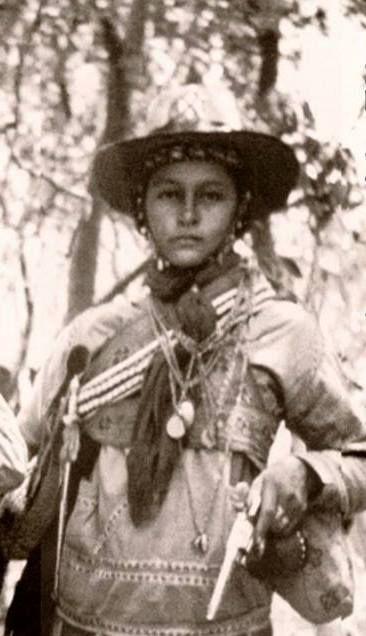 Maria Gomes De Oliveira A Maria Bonita Cangaco