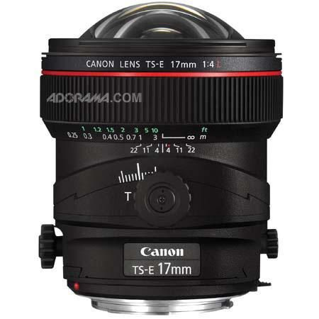Canon 17mm F 4l Tilt Shift Lens Tilt Shift Canon Lens