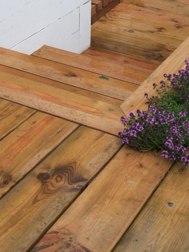Stunning Terrasse Aus Holz Gestalten Gemutlichen Ausenbereich ...