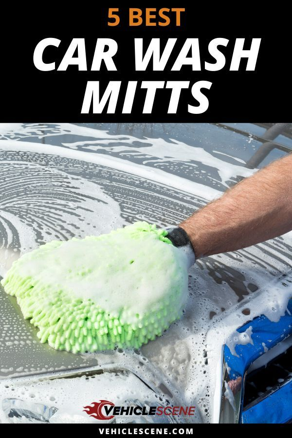 Stop scrubbing away with a sponge, and read this guide about the best car wash mitts you can get your hands on (or in - forgive the pun) today! Sponges are old news, and mitts have become must have car accessories for exterior car cleaning purposes. Up your car wash game with tips on what to look for in these car products, and how to use them effectively! #carmaintenance #cartips #carmusthaves #caraccessories #autodetailing #caressentials #vehiclecare #carproducts #buyingguide #carexterior
