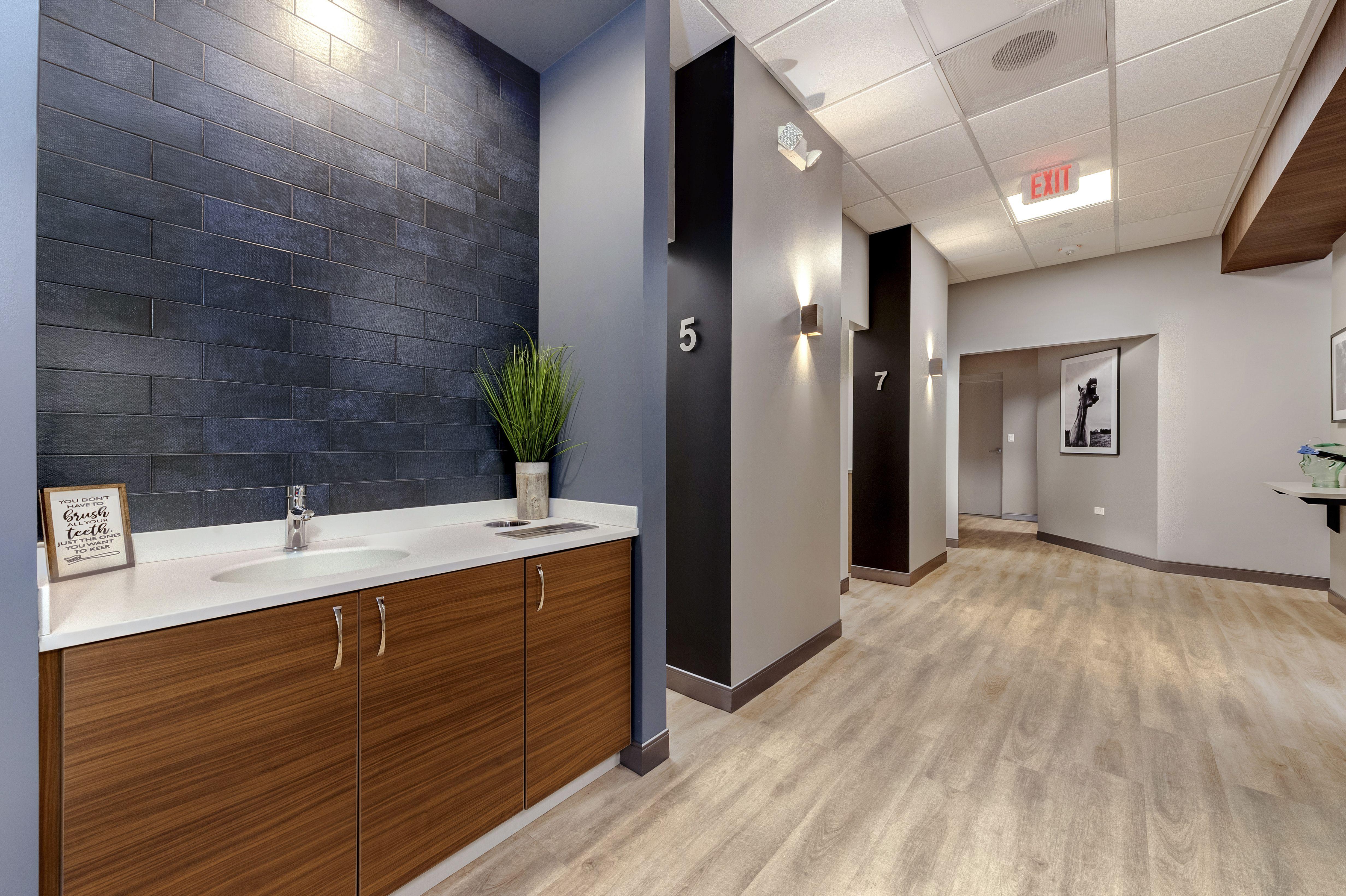 Dental corridor in 2020 dental office design dental