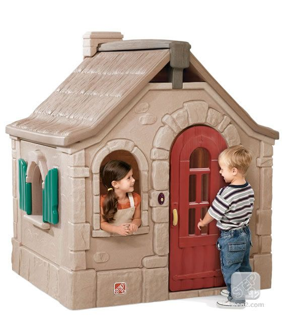 Naturally Playful Storybook Cottage Kids Playhouse Storybook Cottage Playhouse Outdoor Play Houses