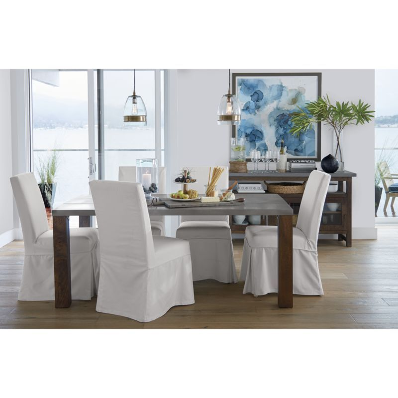 coastal dining chair slipcovers year of clean water rh yearofcleanwater org