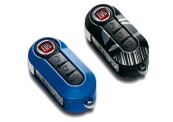 Barcode Key Covers Fiat 500 Accessories Pinterest Key Covers