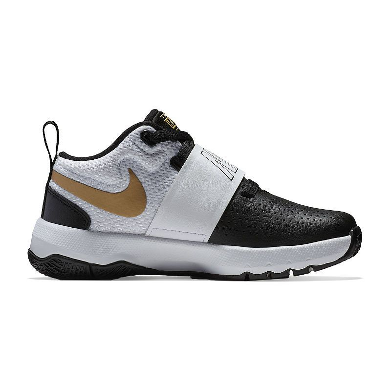68569975890c Nike Team Hustle D 8 Boys Basketball Shoes - Little Kids