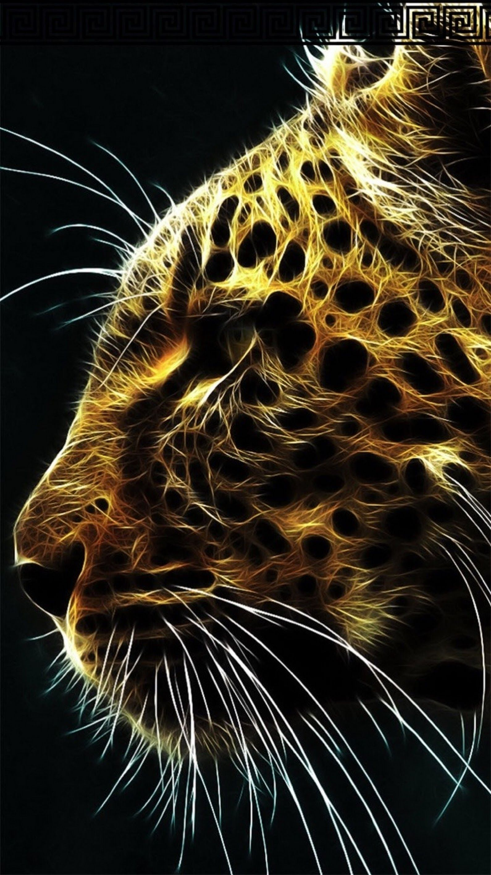 ESS H Google+ Cool iphone wallpapers hd, Leopard