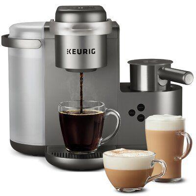 Pin By H E I D I On T E A C O F F I E Single Coffee Maker Single Serve Coffee Makers K Cup Coffee Maker