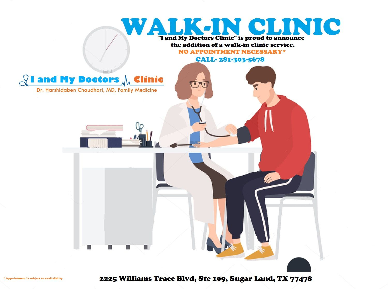 WALKIN CLINIC Walk in clinic, Clinic, Family medicine