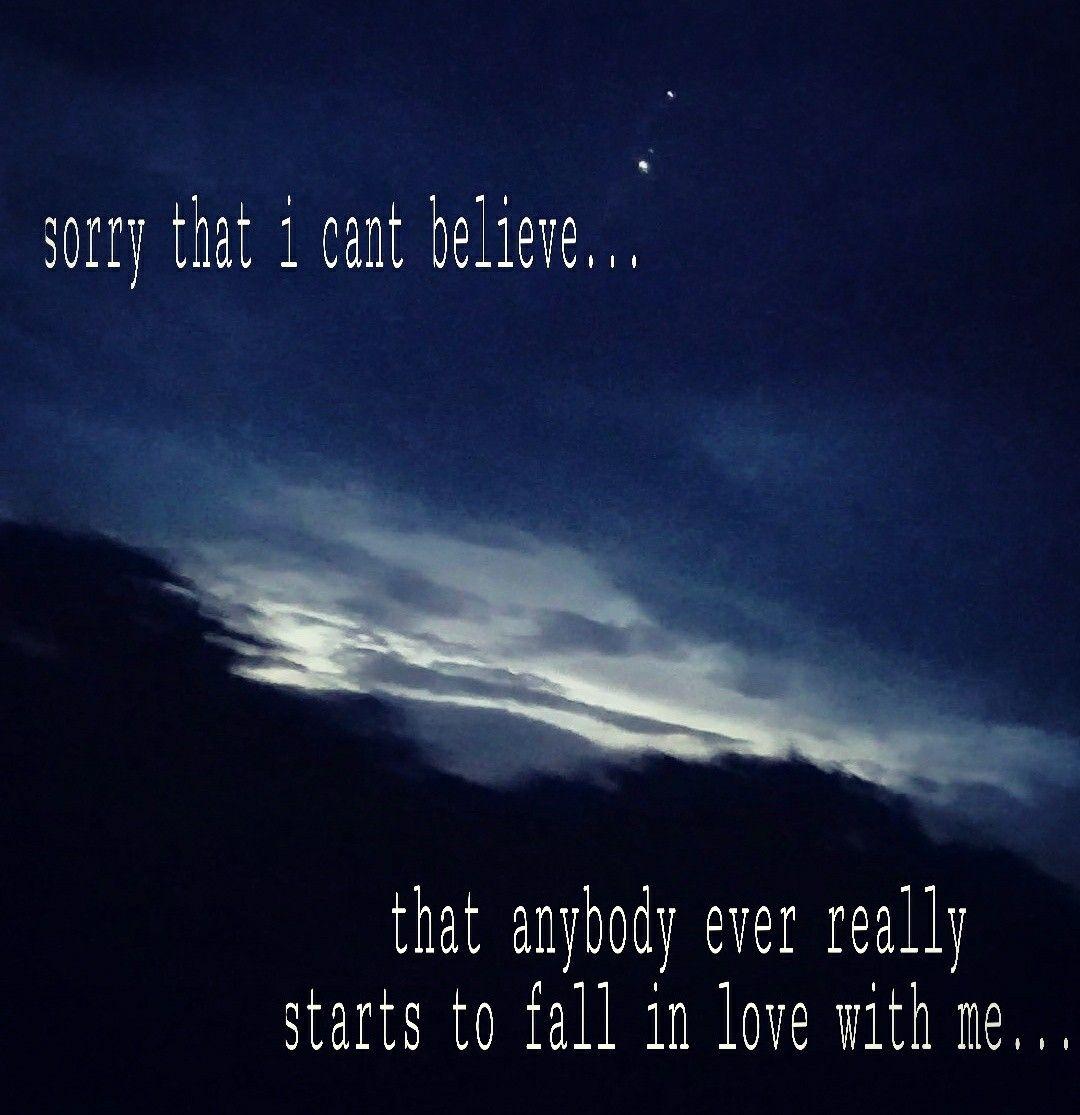 Sorry Lyrics #halsey #sorry #hfk #hopelessfountainkingdom