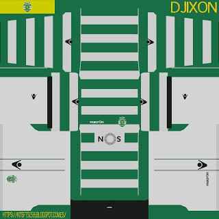 Kits Soccer Games!: Sporting de Lisboa. Kits Pes PS4 ...