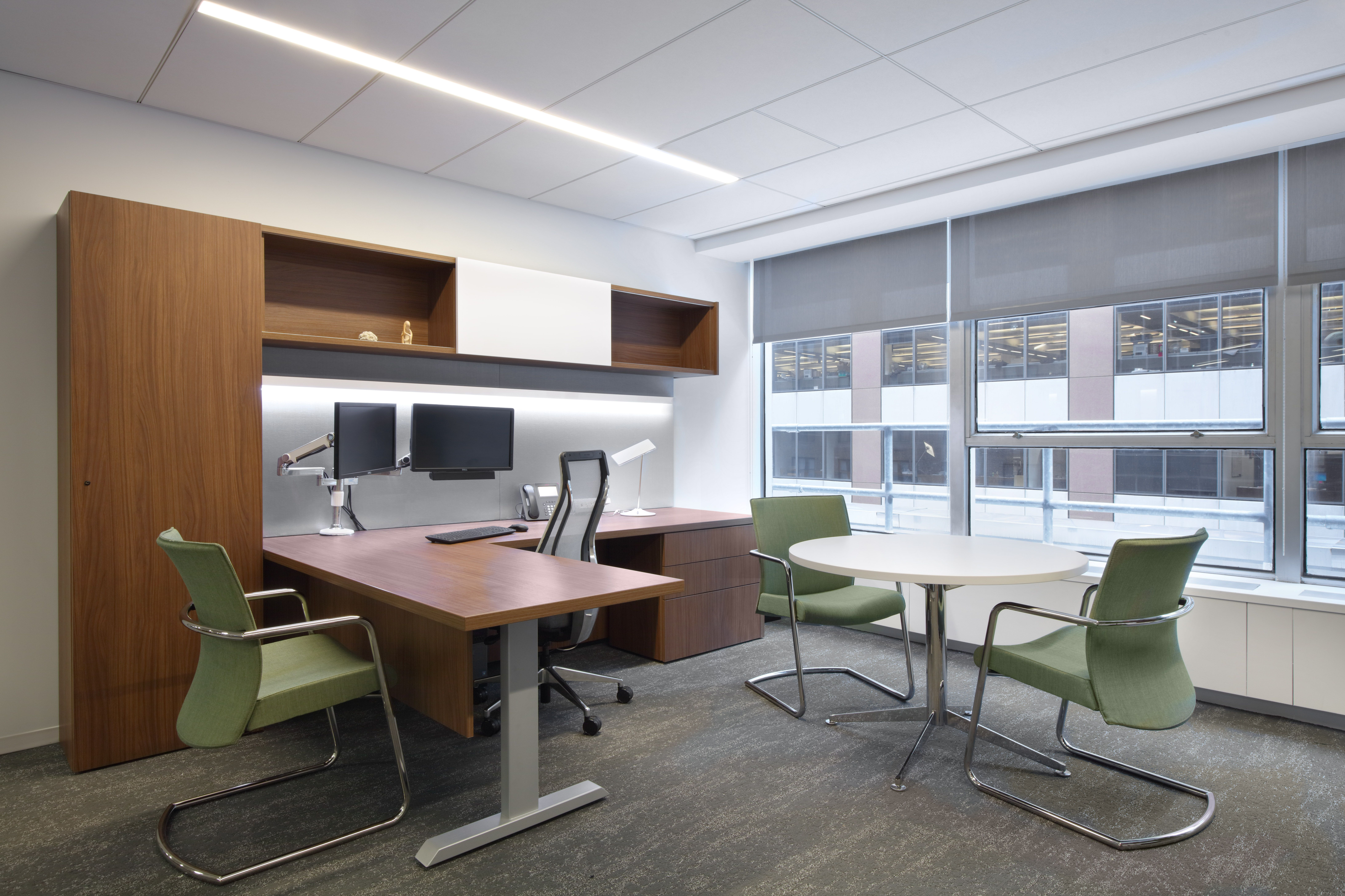 Innovant Private Offices At Volunteers Of America City Office
