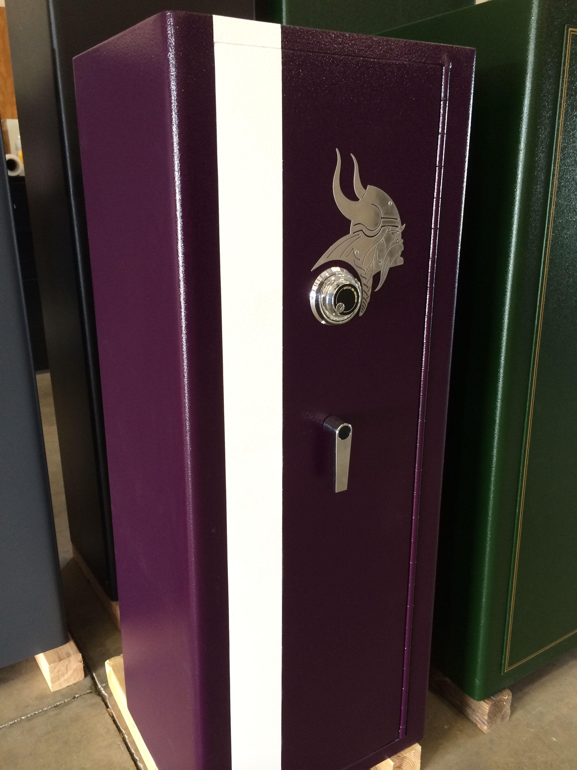 Visalia Safes NOW making NFL logo's safes... christmas