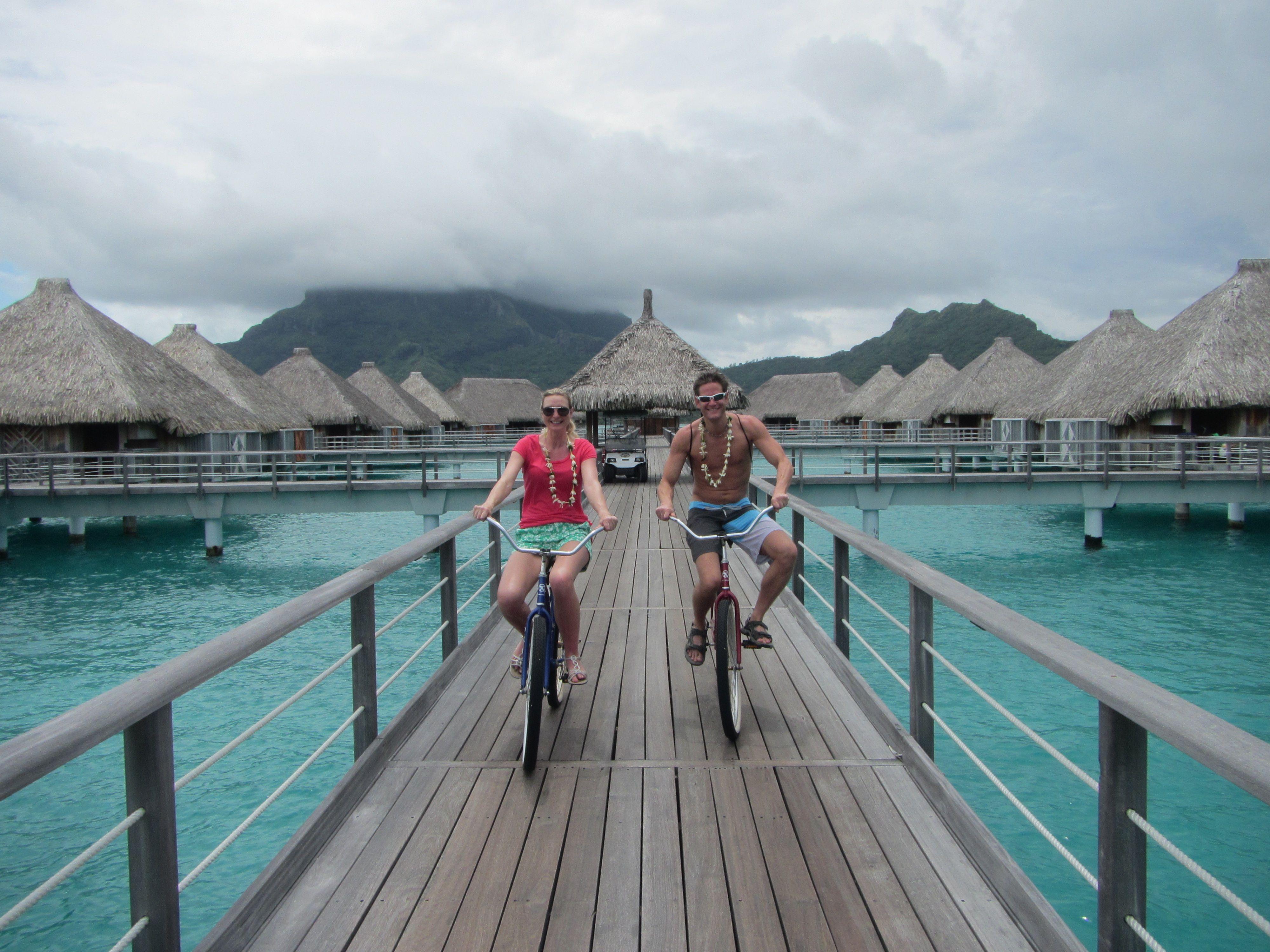 Pin by Rox Beach Weddings on World Travel Bora bora
