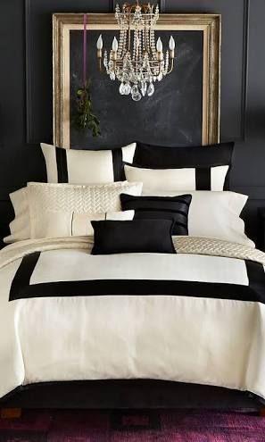 Superbe Image Result For Bedroom Black And Cream Burgundy Bedroom Romantic, Modern  Bedroom, Lux Bedroom