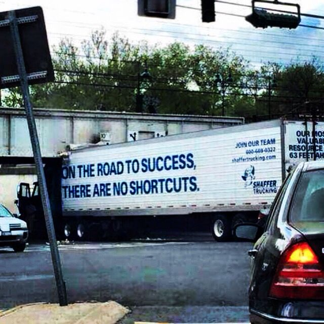 There Are No Shortcuts To Success Erasewaste Motivation