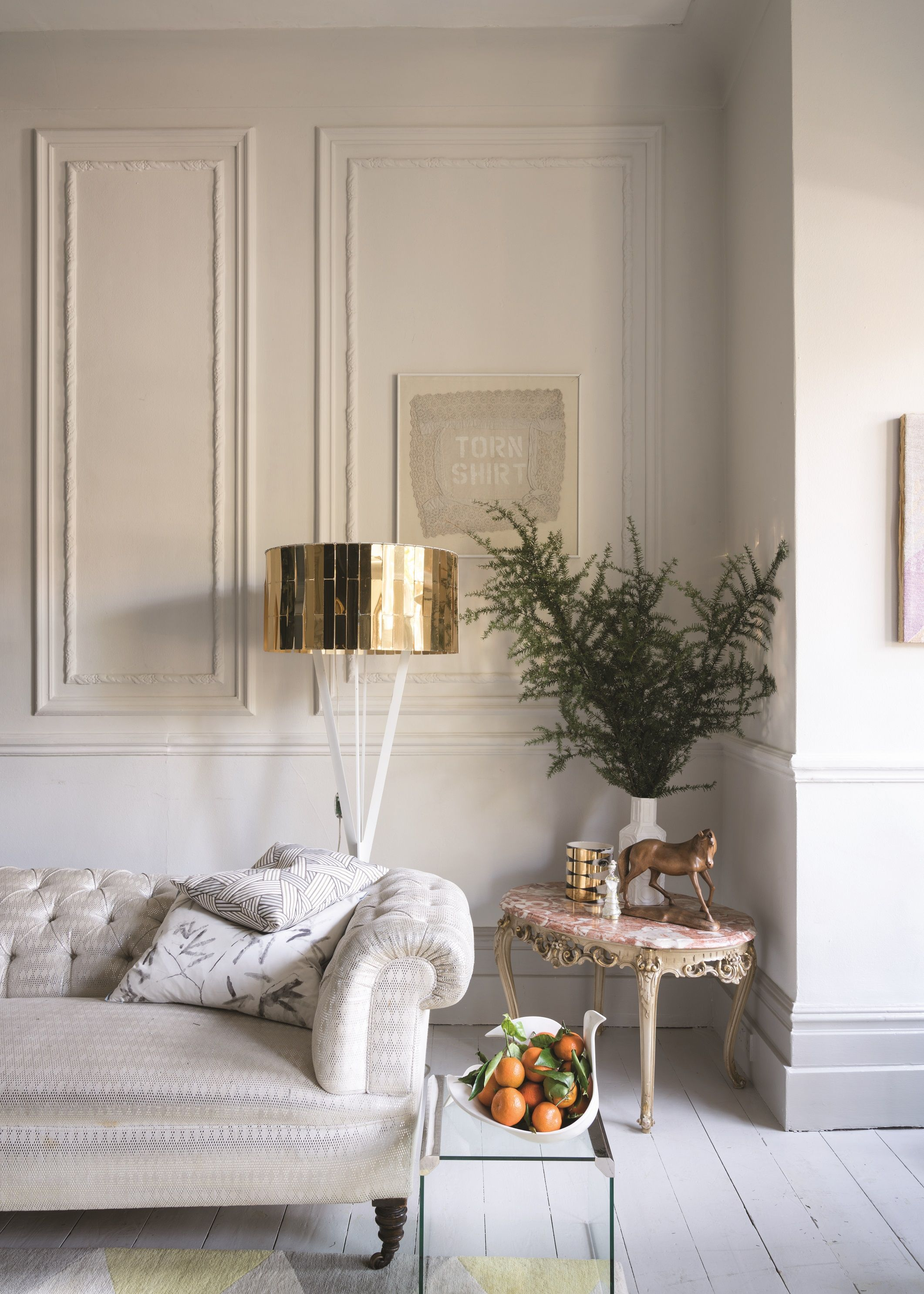 Best Christmas Sitting Room With Wimborne White Walls In Estate 400 x 300