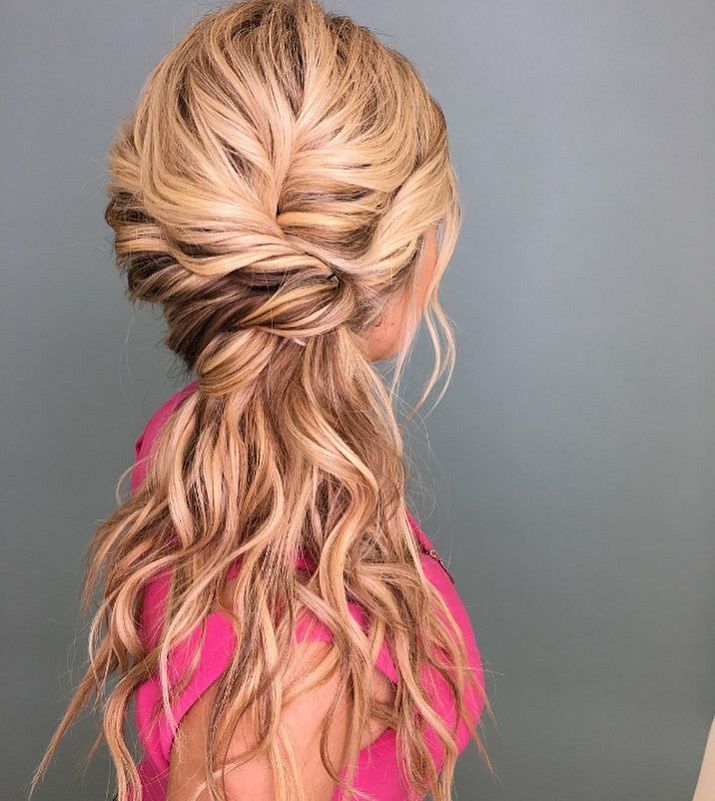 30 Tempting Wedding Hairstyles Half Up: Beautiful Half Up Half Down Hairstyle To Inspire Your Big