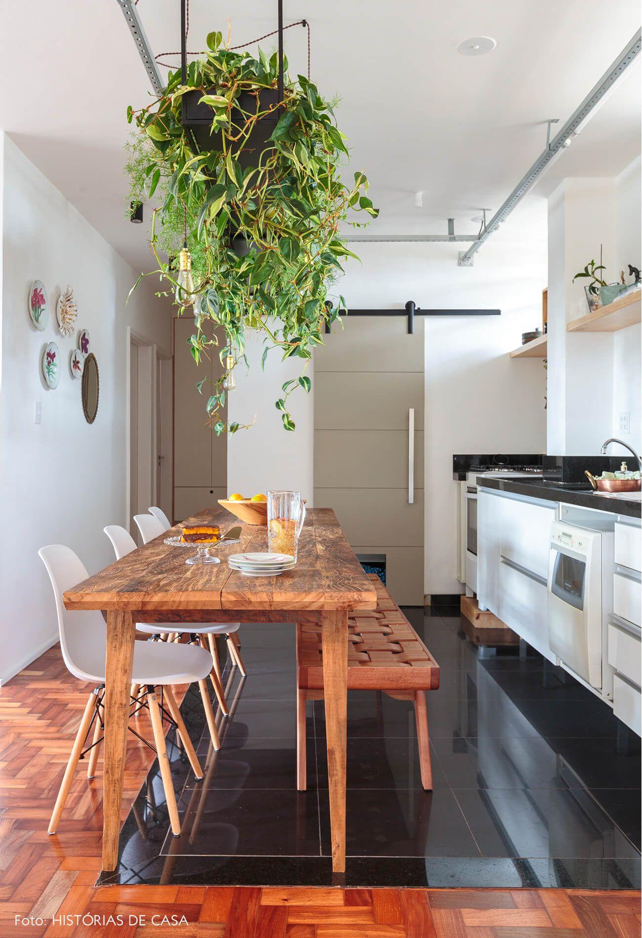 Um Lar Sob Medida Ape Antigo Com Reforma Esperta Sala E Cozinha