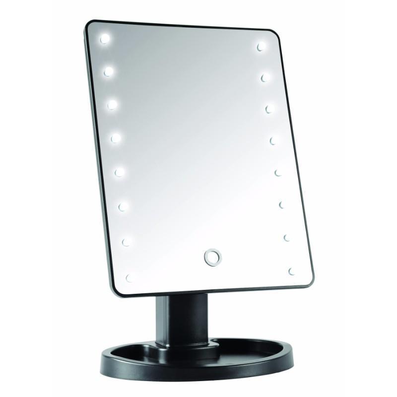 16 Led Light Up Rotating Makeup Mirror Mirror Light Up Mirror