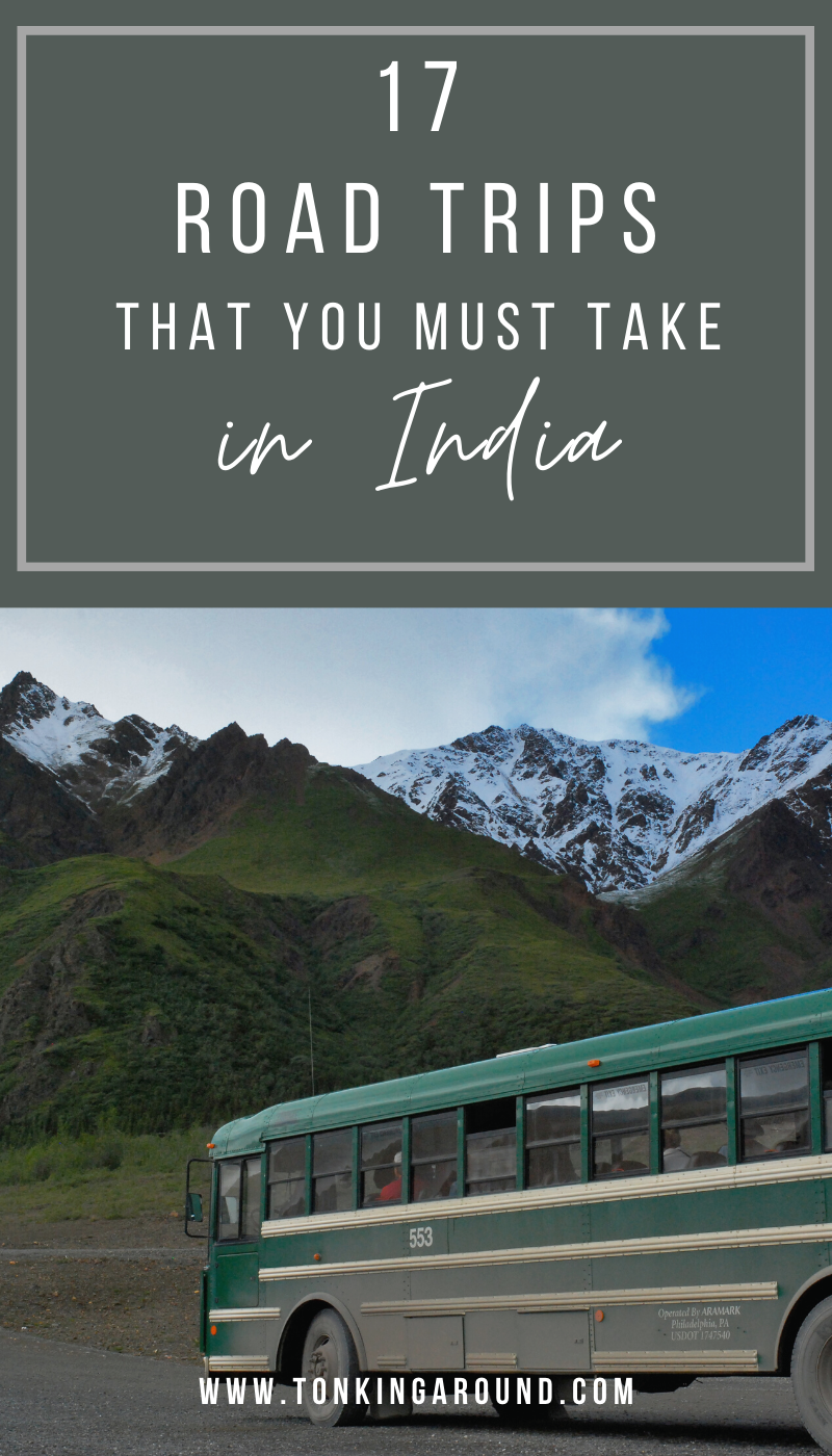 17 Best Road Trips In India Road Trip Fun Road Trip Places India Travel Places