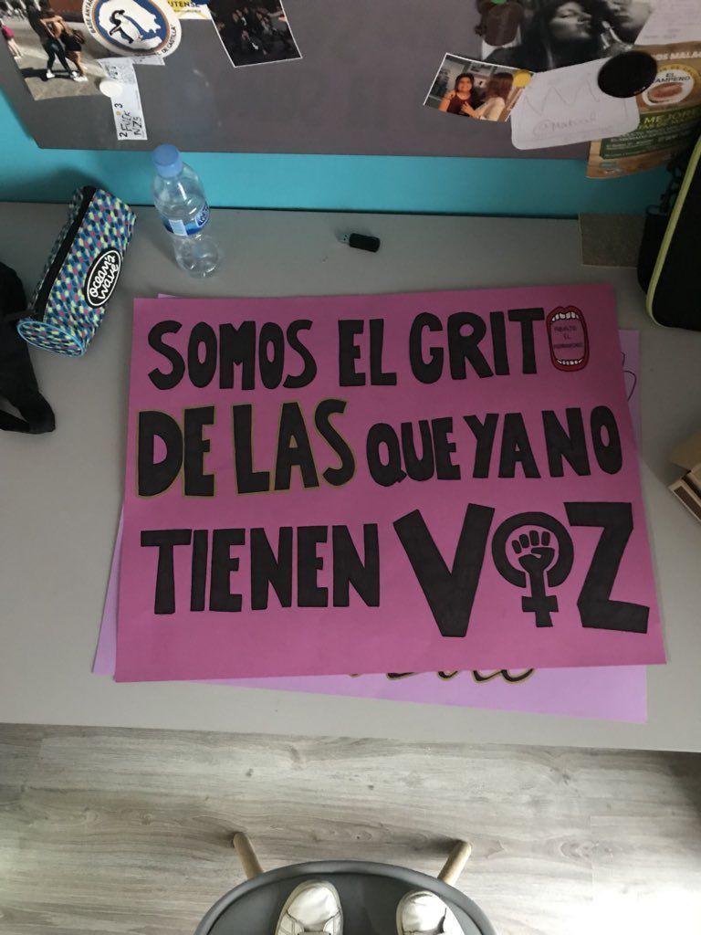 Pancartascarteles Feministas Feminismo Frases Feministas