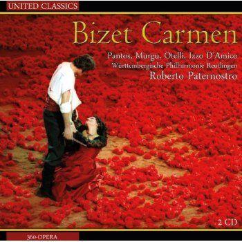 Wurttembergische Philharmonie Reutlingen - Bizet: Carmen