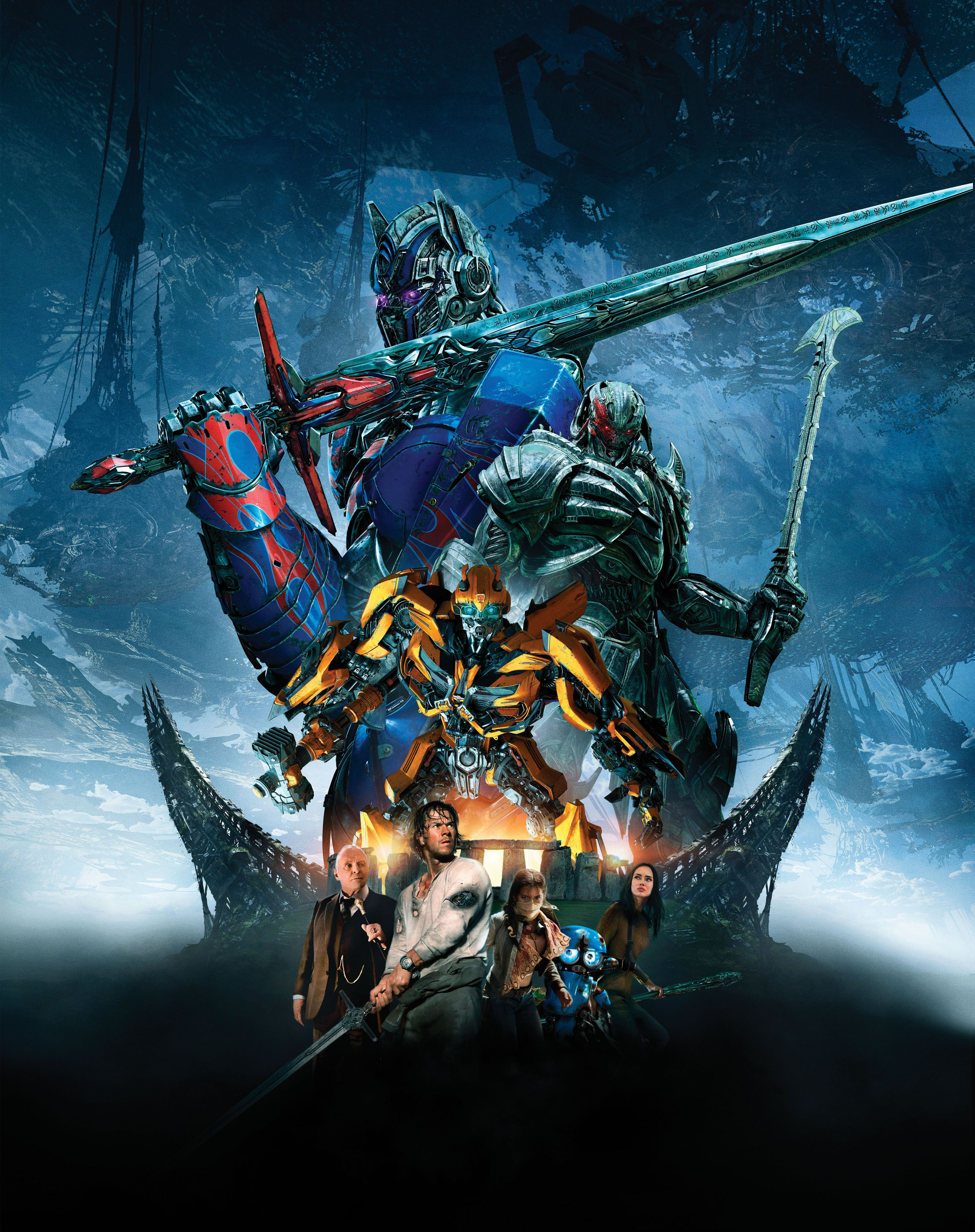 transformers the last knight new poster transformers others pinterest transformers. Black Bedroom Furniture Sets. Home Design Ideas