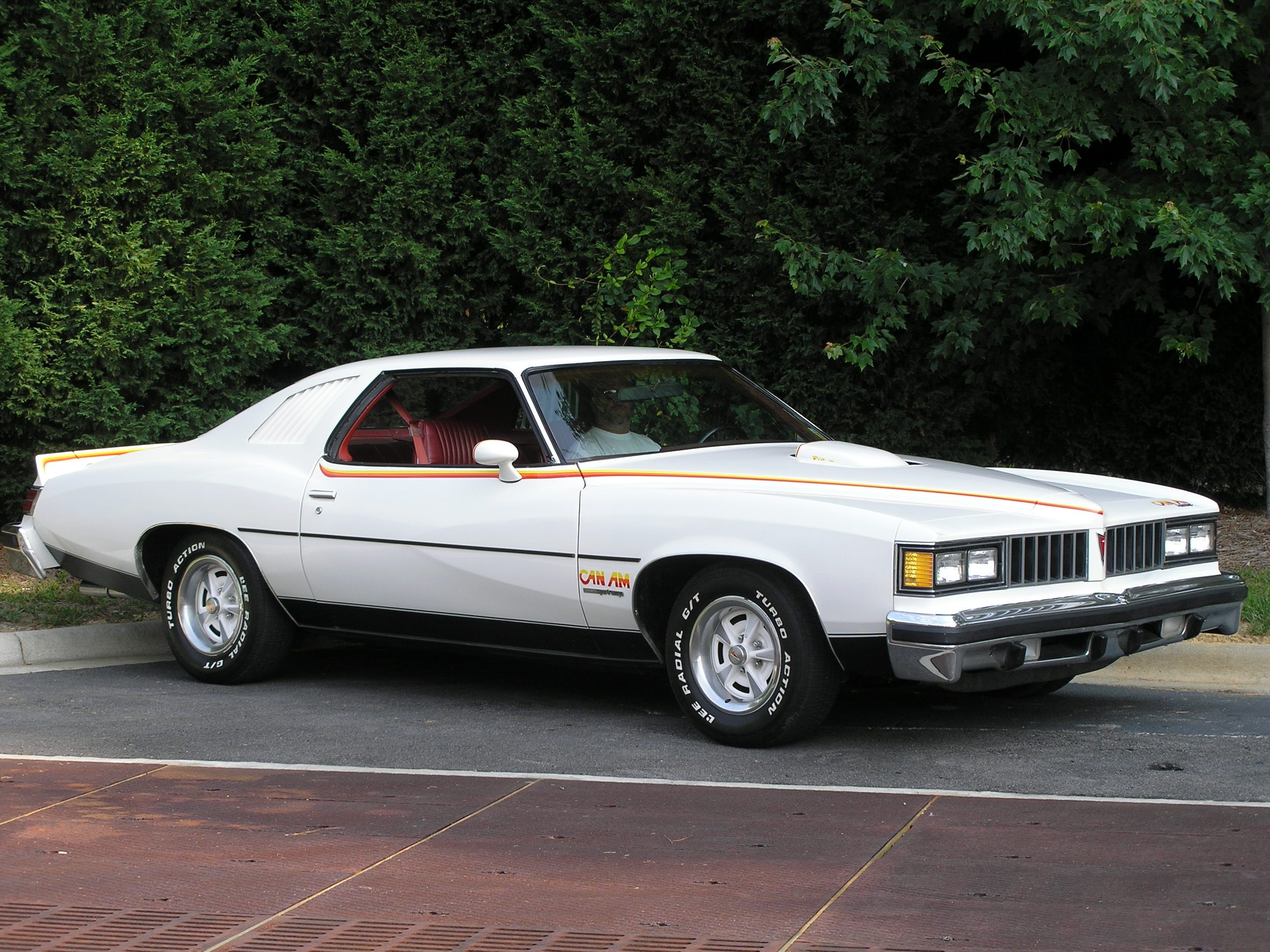 1977 Pontiac Can Am Cars Bop Gm Pinterest Cars American