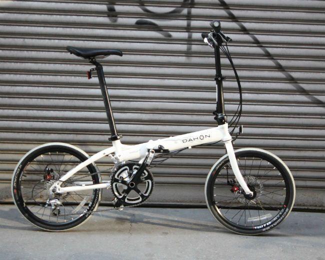 Review Dahon Formula S18 Folding Bike Sepeda