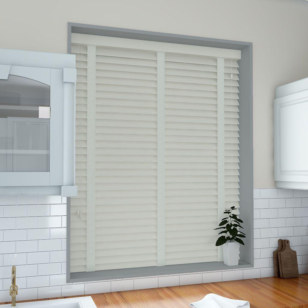 Lovely Wood Window Treatments Ideas