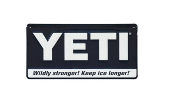 Complete the form to get aFree YETI Catalog or Sticker Free YETI