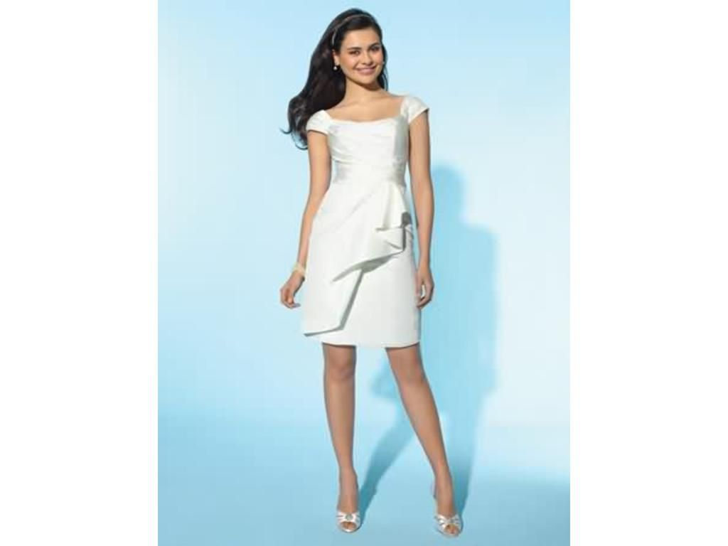 Alfred Angelo 2151, $62 Size: 10 | New (Un-Altered) Wedding Dresses ...