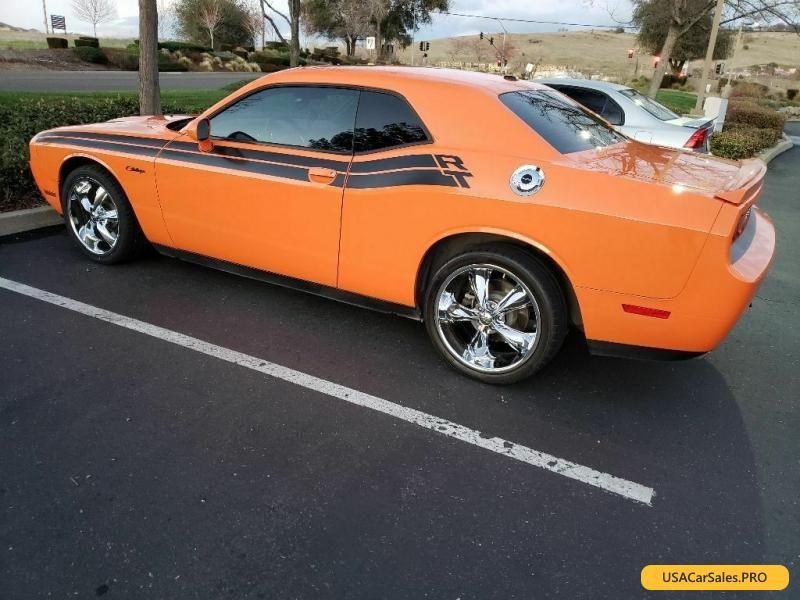 2012 Dodge Challenger R/T dodge challenger forsale usa