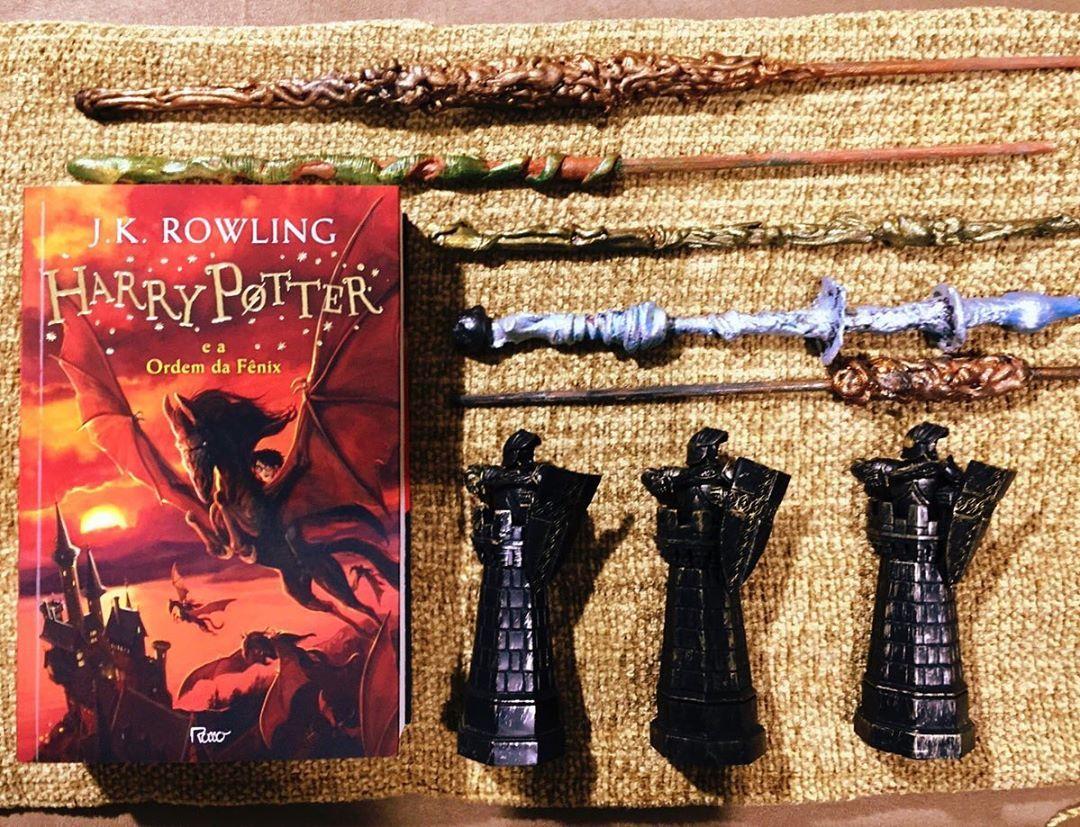 Harry Potter Book Collection . . . . . @editorarocco